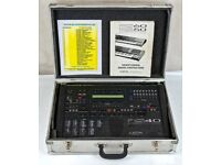 Solton MS40 - Sound & Rhythm Module - Perfect Set up for Accordion - with Flight Case