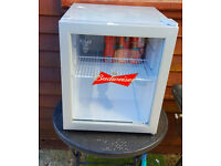 Husky Budweiser Fridge , it powers on but does not get cold, it might need a new theromstat