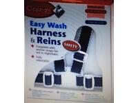 Fantastic Easy wash Harness & Reins