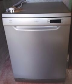Silver Kenwood Dishwasher