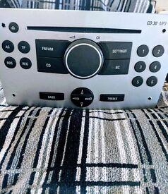 Original Vauxhall Stereo