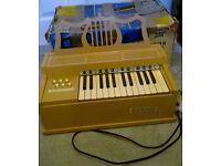 Rosedale Electric Chord Organ with original box