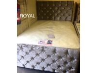 SPECIAL OFFER ROYAL BED RRP £280 was £365!!!
