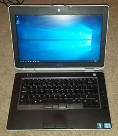 Dell E6430 laptop. Core i7 3540