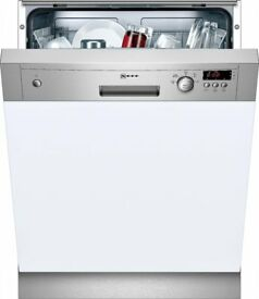 Brand NEW Neff Semi Integrated Dishwasher S41E50N1GB