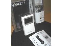 Roberts Sports DAB 5 personal Pocket DAB/DAB+/FM RDS Radio
