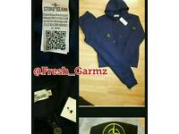 Exclusive Deals Stone island Tracksuit All Size