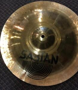 "Cymbale Sabian HH China Kang 10"" usagée-used"