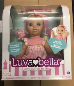 Luvabella .New and boxed