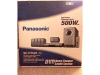Panasonic 500W Home Theater Sound System