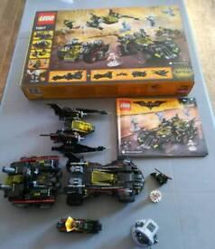 Lego ultimate batmobile