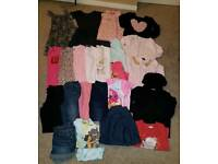 Girls 5-6 Years Bundle of Clothes