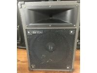 3, 250w Speakers TOA SL 122 and 2, Skytec SL 6