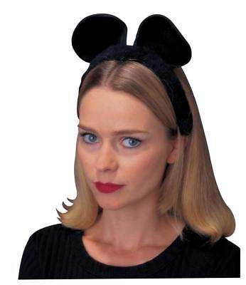Katze oder Mausohren Kostüm Zubehör (Braun Maus Kostüm Kostüm)