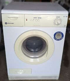 WHITE KNIGHT 6KG CONDENCER TUMBLE DRYER IN GOOD WORKING ORDER