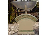Genuine vintage Salter kitchen scales