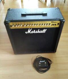 Marshall guitar amp 100DFX