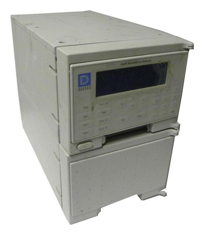 DIONEX AD20-1 ABSORBANCE DETECTOR