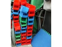 workshop plastic storage bins