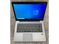 "HP ELITEBOOK FOLIO 1040 14.1"" LAPTOP INTEL I7 QUAD CORE 8GB RAM 240GB SSD WINDOWS 10 OFFICE 16"