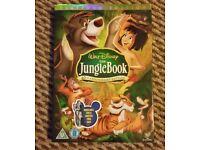 Jungle Book DVD Platinum Edition Disney