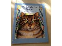 The Cat who Lost his Purr Large Book by Michele Coxon