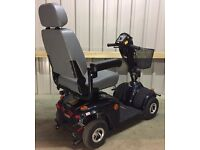 2016 Like brand new Freerider Mayfair 4 Pavement Mobility Scooter