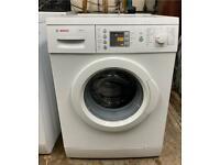 Bosch washing mechine 7kg energy saver beautiful condition