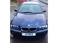 2004 BMW 318i facelift with private plate , first good offer takes ,