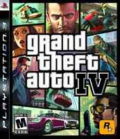 GTA4 PS3 - Mint Condition & CHEAP
