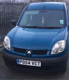 Renault kangoo breaking disabled ramp in the back