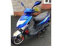 Lexmoto FM50 Moped