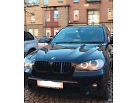 BMW X5 2011 7 seats xdrive 40d 3.0L diesel FSH