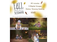 Blossom Fields Photo graphy Fall Mini Sessions