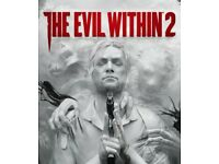 wanted, the evil within 2 video game, PS4