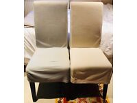 6 OKA Dining Chairs for sale