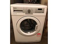 7KG A+ Blomberg GENF7341A Free Standing Washing Machine Good Condition & Fully Working Order