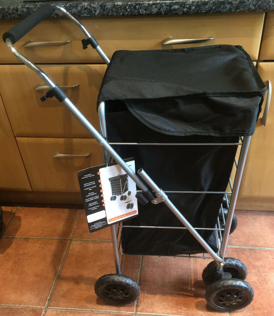 Six Wheeled Shopping Trolley Unused In Chelmsford Essex Gumtree Mcb Circuit Breakers To Replace Rewire Fuses Mini Trip Plug