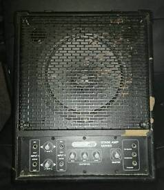 Reduced £20 Acoustic Solutions JE75 AS Stage Series Amp