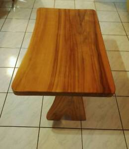 rustic table in sunshine coast region, qld   coffee tables