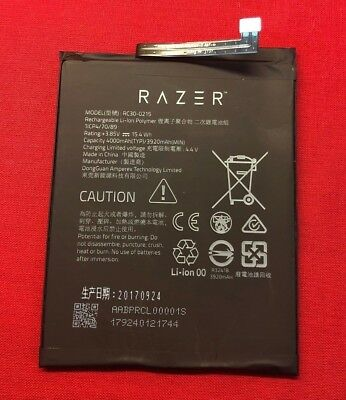 ORIGINAL RAZER RZ35-02150100-R3U1  BATTERY RC30-0215