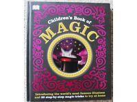 Children's Book of MAGIC, hardback, like new.
