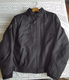 Black Ladies Richa Diva Motorbike Jacket -Size 14
