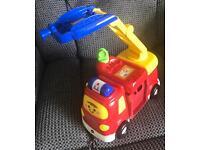 Vtech Toot Toot Big Fire Engine