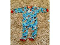Thomas & friends baby grow 24 - 30 months