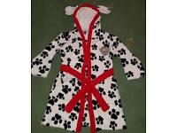 Paw patrol dressing gown