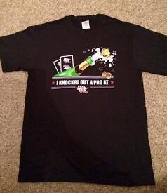 Rare - Full Tilt Poker Tee Shirts.