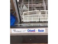Whirlpool ADG 3440 dishwasher for sale.