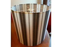 Large striped lampade - ideal for tenement