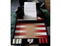 Backgammon Set by Design Phillip